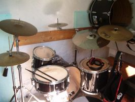 My DRums by FlyingNerve