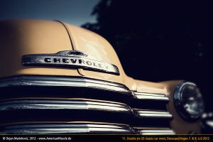 50s chevy truck grille by AmericanMuscle
