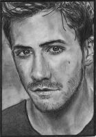 Jake Gyllenhaal by Krissi001