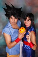 Goku chichi cosplay by jeffbedash325