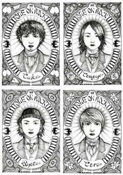 ONE OK ROCK by roza-chinensis