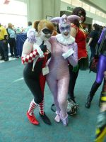 SDCC: Ame-Comi by theprincessbee