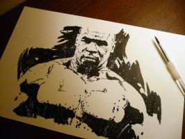 iron mike by peepthis