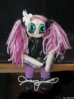 Gothic doll by maluka3