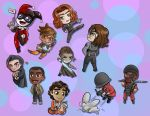 May Chibis Part 2 by AlexisRoyce