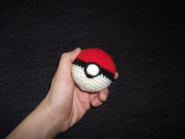 Pokeball by Eliket