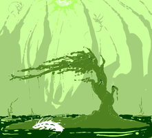 Hellscaping - Swamp by DONGSDONGS