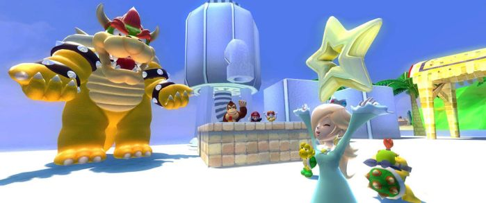 Bowser's Party 10 by saurus10
