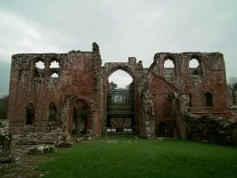 furness abbey 3 by harrietbaxter