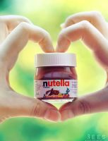 I HEART Nutella ... by aoao2