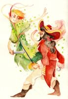 Peter Pan by faQy