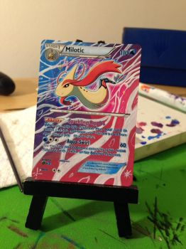 Milotic - Full Art by Hurley-Burley-Alters