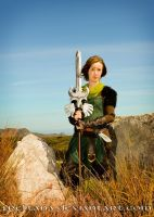 Dragon Age - Merrill by freltana