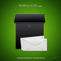 Mailbox Icon by jrdnG