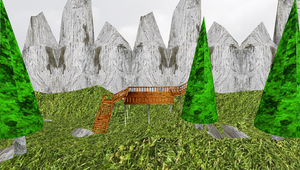MMD Stone Valley Stage v2 by mbarnesMMD