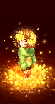 Child of the Golden Flowers by HanaEve
