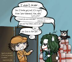 The Joker ... and his fans ... by Doku-Sama