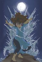 Don't mess with Katara by marchie
