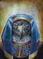 Horus by badgersoph