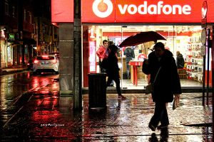vodafone by pigarot