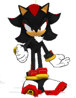shadow the hedgehog MMD SA2 pose by shadowthehedgehog109