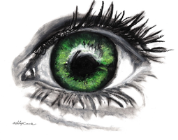 The Eye of Oz by StubbornArtist