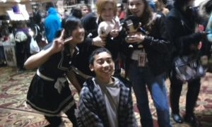 sacanime-new frend people by hinatacookie2008