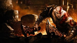 Kratos Charge by Valiance
