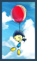 balloonatic by Thiefoworld