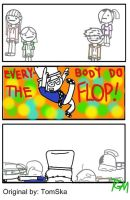 Everybody Do The Flop by Jellyfishdoodler