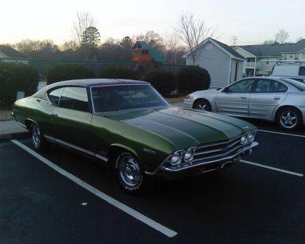 1968 Chevrolet Chevelle by Shadow55419