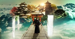 The path of samurai by MatusaRock