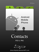 Android: Contacts by bharathp666