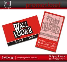 Wall Rider - Promocional by grillobox