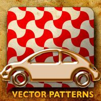 Vector Patterns. NoRace by paradox-cafe