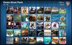 Game Aicon Pack 94 by HarryBana