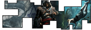 Assassin's Creed IV Black Flag 'Animus' Signature by BloodyViruz