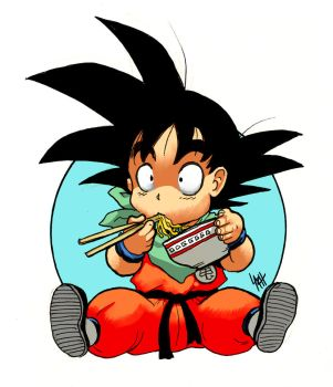 GOKU little by LaRhsReBirTh