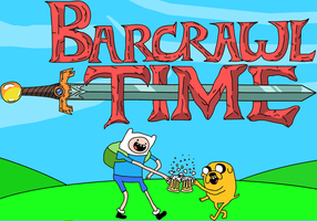 Barcrawl Time - Colored! by bdorn