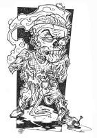 zombi by illustrated1