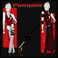 KB: Pompeii by backshadow