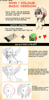 Tutorial: How I Colour by Meewin