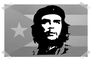 Brushed Che Guevara Wallpaper by coolerpvr
