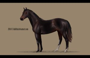 Thoroughbred Auction #2 ENDED by Jullelin