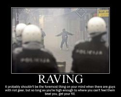 Raving by blasticore
