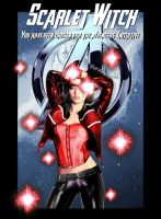 Scarlet Witch of Avengers Initiative by GeekTruth64
