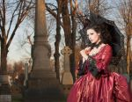Graveside_couture by Idzit