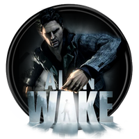 Alan Wake Icon by OutlawNinja