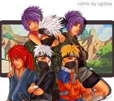 .::Fanfic Naruto::. by Amand4