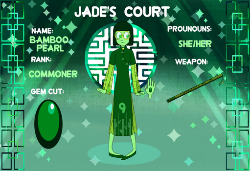 Bamboo Pearl: Jade Court App by NotoriousDogfight